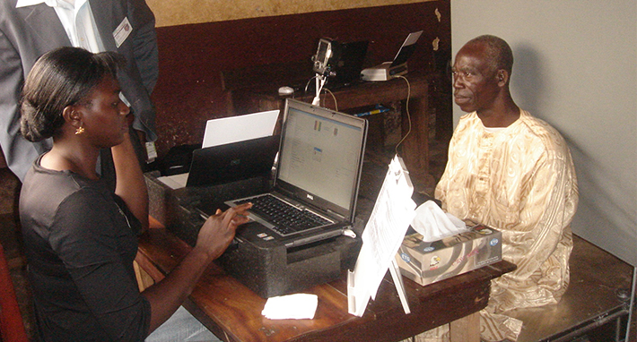 Biometric-Voter-Registration-System