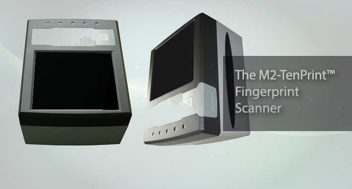 M2-TenPrint™ Live Fingerprint Scanner