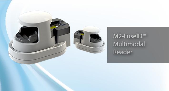 M2-FuseID™ Hybrid Fingerprint & Finger Vein Reader